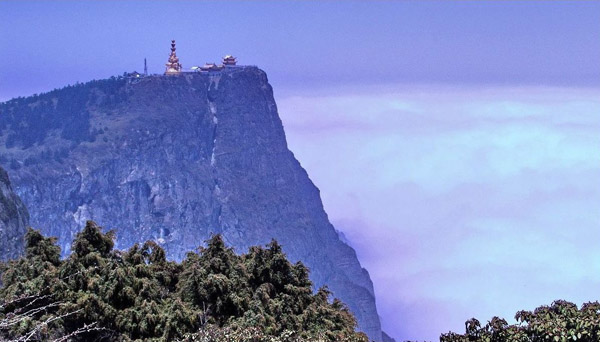 Photo Image Amp Picture Of China Emeishan Mountain Sichuan