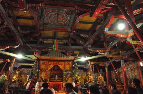 Photo Image Amp Picture Of Inside Samye Monastery