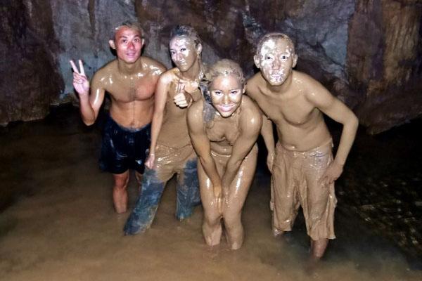 Interesting Yangshuo Mud Bath